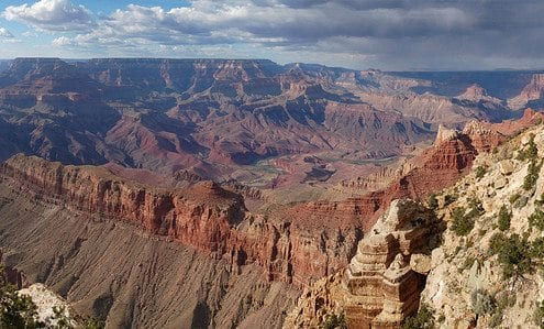 Lipan Point Grand Canyon