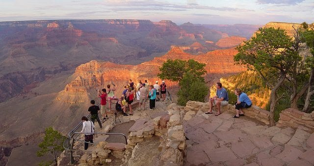 Yavapai Point Grand Canyon