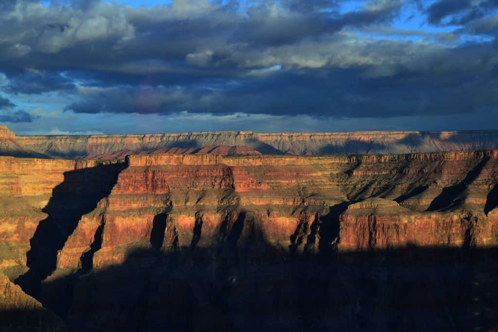 The Grand Canyon and its Shadowy Depths